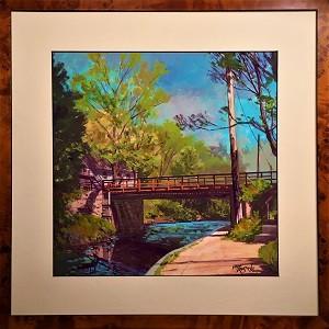 Canal Bridge New Hope
