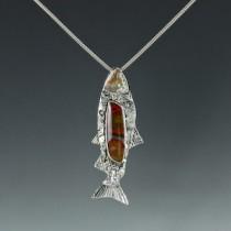 Salmon of Knowledge pendant