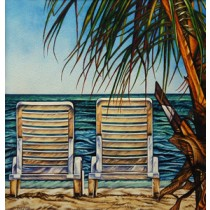 Beach Chairs to the Left