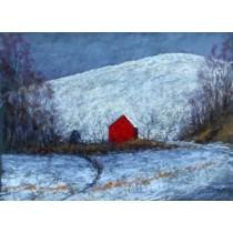 Pennsylvania Winter Landscape