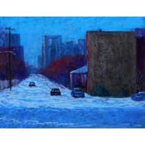 Snowbound in the City No. 2